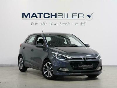 brugt Hyundai i20 1,0 T-GDI Premium 100HK 5d