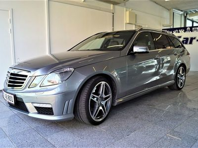 brugt Mercedes E63 AMG 5,5 AMG stc. aut.