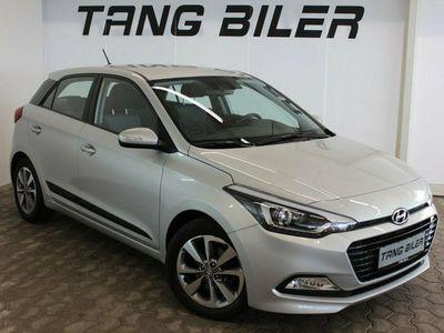 brugt Hyundai i20 T-GDi 100 Premium 100hk