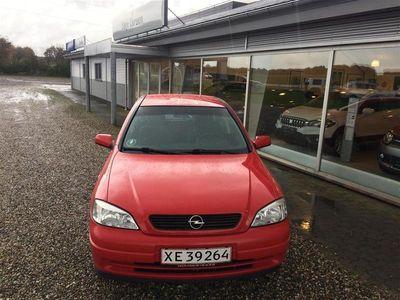 brugt Opel Astra 4 16V 90HK 5d