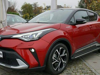 brugt Toyota C-HR 2,0 B/EL C-LUB Premium Multidrive S 184HK 5d Aut.