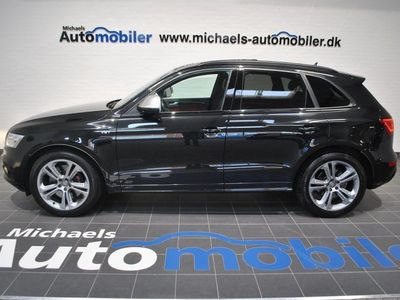 gebraucht Audi SQ5 3,0 TDi 313 quattro Tiptr.