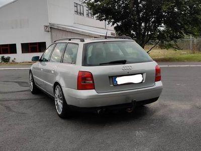 brugt Audi A4 1,8 Turbo Quattro Avant