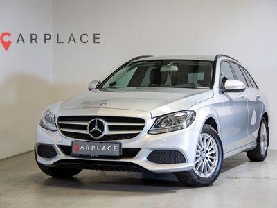 brugt Mercedes C180 1,6 stc.