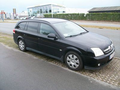 brugt Opel Vectra 2,2 16V Direct Limited Wagon