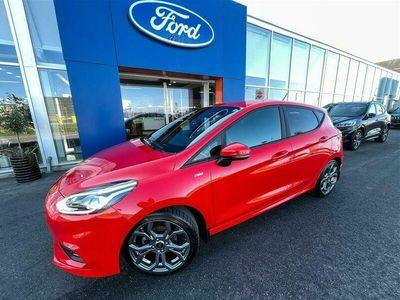 brugt Ford Fiesta 1,0 EcoBoost ST-Line Start/Stop 100HK 5d 6g