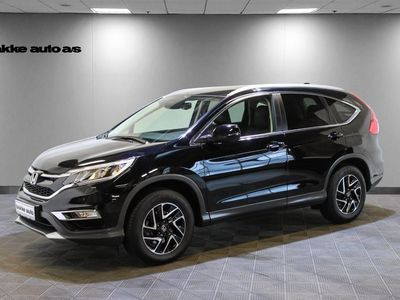 brugt Honda CR-V 1,6 i-DTEC Elegance+ aut. 4WD