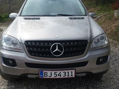 second-hand Mercedes ML320 3,0 CDI 4-Matic 224HK 5d 7g Aut.