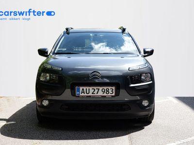 brugt Citroën C4 Cactus 1,2 PT 82 Feel 5d