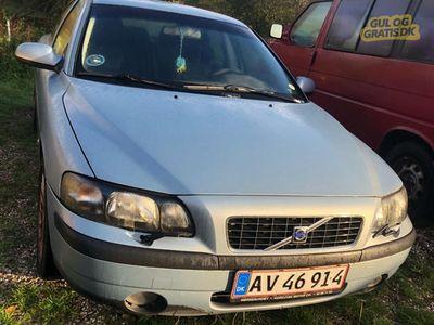 brugt Volvo S60 2,4