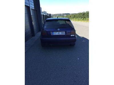brugt VW Golf III 2,0
