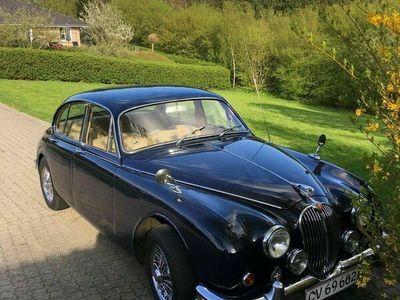 brugt Jaguar MK II 3,4 Sallon