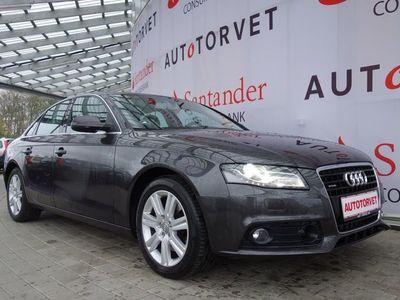 brugt Audi A4 3,0 V6 TDI DPF Quat S Tron 240HK 6g Aut.