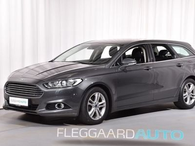 brugt Ford Mondeo 2,0 TDCi Titanium 150HK Stc 6g Aut.