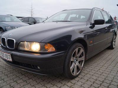 brugt BMW 525 i 2,5 Touring aut.