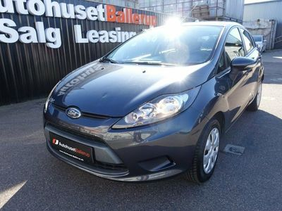 brugt Ford Fiesta 1,6 TDCi 90 ECO