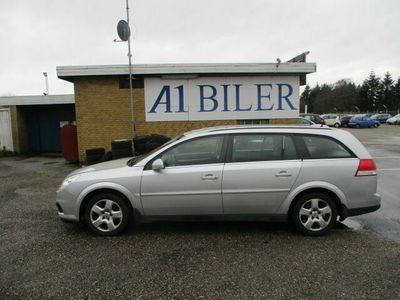 brugt Opel Vectra 2,2 Direct Limited Wagon