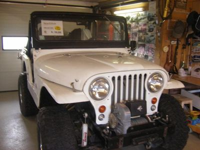 brugt Jeep Wrangler 1966 cj5 307 cui v8
