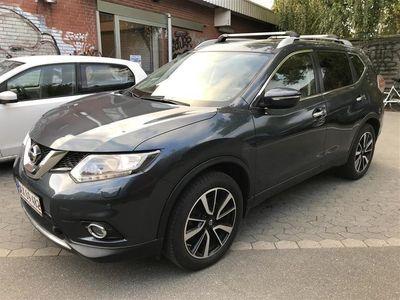 usado Nissan X-Trail 1,6 DCi Acenta 7 Seats Tech Pack 4x2 130HK 5d