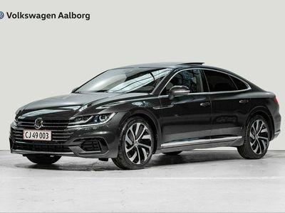 brugt VW Arteon 2,0 TDi 150 R-line DSG BMT