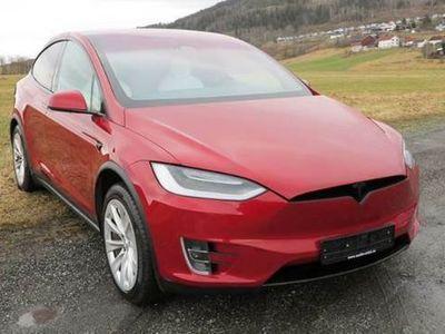 brugt Tesla Model X P100D PERFORMANCE, LUDICROUS