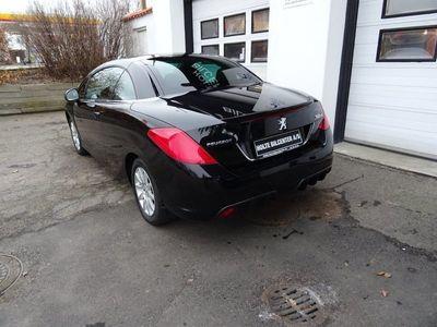 brugt Peugeot 308 CC 1,6 VTi 120