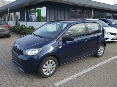 begagnad Skoda Citigo 1,0 75 Active GreenTec
