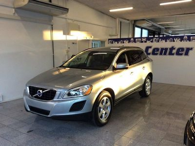 brugt Volvo XC60 2,0 D4 163 Kinetic aut.