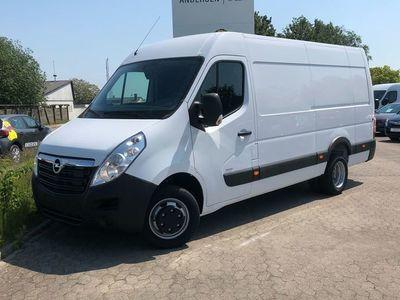 brugt Opel Movano L3H2 2,3 BiTurbo CDTI tvillingehjul 163HK Van 6g
