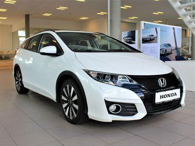 brugt Honda Civic 1,8 i-VTEC Elegance Tourer