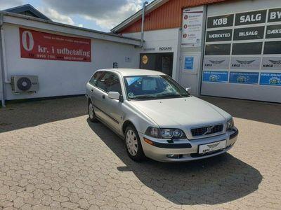 used Volvo V40 1,8 Jubilæum