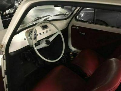 brugt Fiat 500 F De Luxe