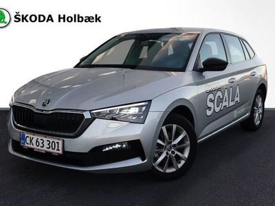brugt Skoda Scala 1,5 TSi 150 Style DSG