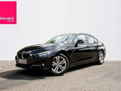 brugt BMW 320 320 D d Sedan