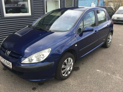 usado Peugeot 307 2,0 XS