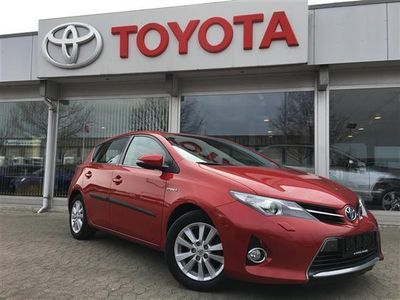 brugt Toyota Auris Hybrid 1,8 B/EL 136HK 5d