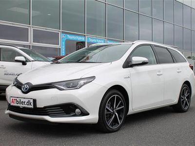 brugt Toyota Auris 1,8 B/EL Selected 136HK 5d