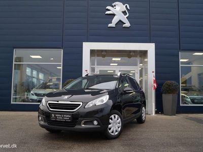 brugt Peugeot 2008 1,2 VTi Motion+ 82HK