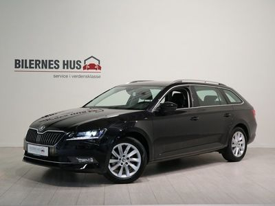 second-hand Skoda Superb 1,4 TSi 150 Style Combi DSG