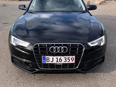 brugt Audi A5 Sportback 1,8