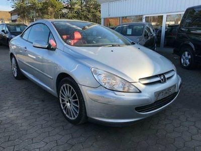 usado Peugeot 307 CC 2,0 16V