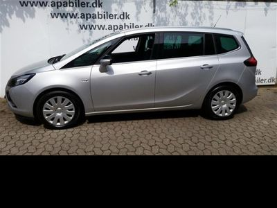 brugt Opel Zafira 1,4 Turbo Enjoy Start/Stop 140HK 6g