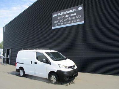 brugt Nissan NV200 1,5 dCI DPF 110HK Van 2011