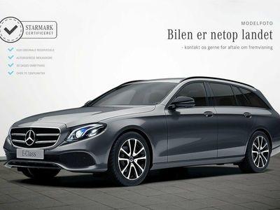 usata Mercedes E220 2,0 Avantgarde stc. aut.