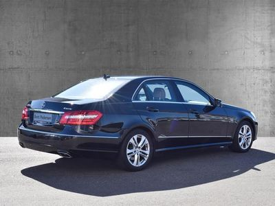 brugt Mercedes E350 3,0 CDI BlueEfficiency 4-Matic 265HK 7g Aut.
