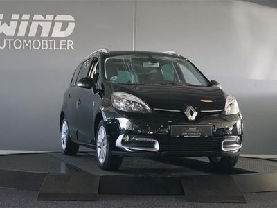 brugt Renault Grand Scénic 7 pers. 1,5 Energy DCI Limited Navi Style 110HK 6g