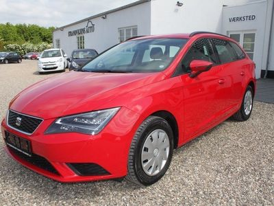 used Seat Leon ST 1,6 TDi 105 Reference