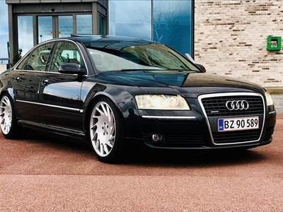 gebraucht Audi A8 4,2 4,2 V8 335hk byttes Vossen