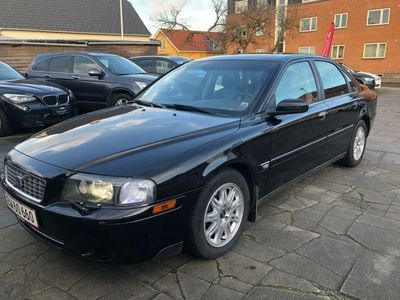 brugt Volvo S80 2,4 D5 aut.