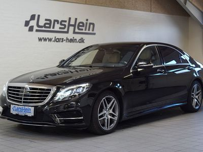 used Mercedes S500 4,7 aut. 4-M lang